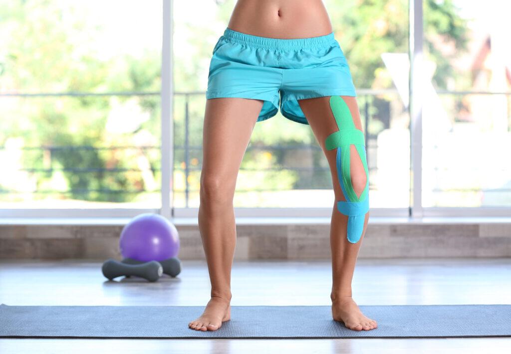 hofte knæ